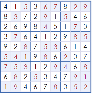 Sudoku Puzzle Game Solution